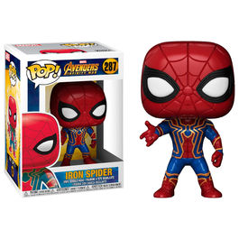 Figura POP Marvel Avengers Infinity War Iron Spider