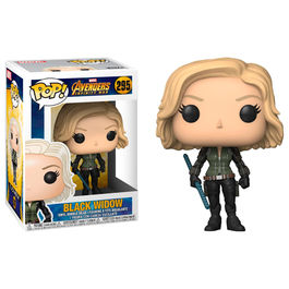 Figura POP Marvel Avengers Infinity War Black Widow