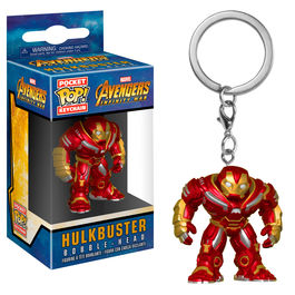 Llavero Pocket POP Marvel Avengers Infinity War Hulkbuster