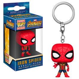 Llavero Pocket POP Marvel Avengers Infinity War Iron Spider