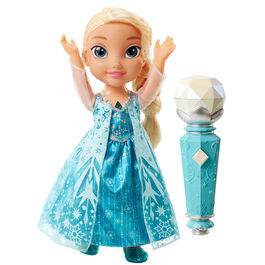 Disney Frozen Elsa sing with me doll 35cm