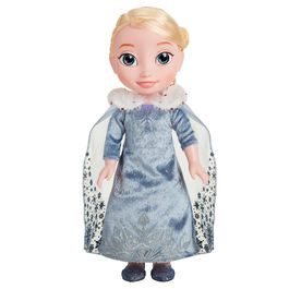Disney Frozen Elsa Olaf short film doll 35cm