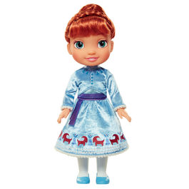 Disney Frozen Anna Olaf short film doll 35cm