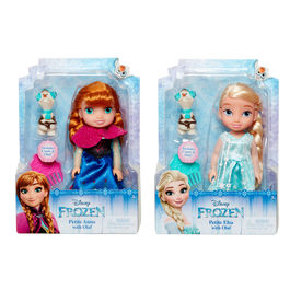 Disney Frozen Elsa Anna assorted doll 15cm