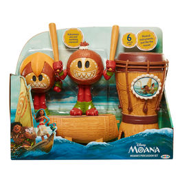 Disney Vaiana Moana percussion set