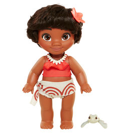 Disney Little Vaiana Moana doll 33cm