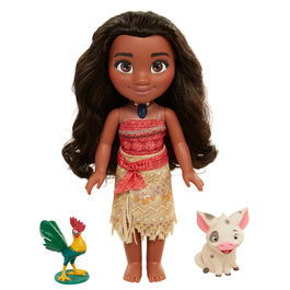 Disney Vaiana Moana doll 35 with friends