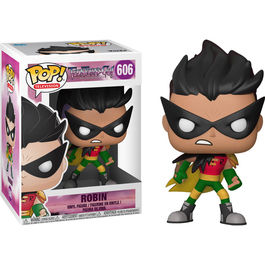 Figura POP Teen Titans Go! The Night Begins to Shine Robin