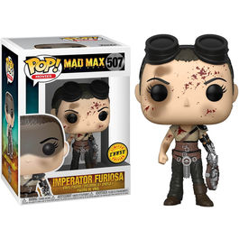 Figura POP Mad Max Fury Road Furiosa Chase
