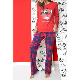 Pijama Mickey Soap Disney adulto