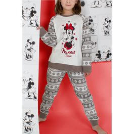 Pijama Minnie Snow Disney juvenil