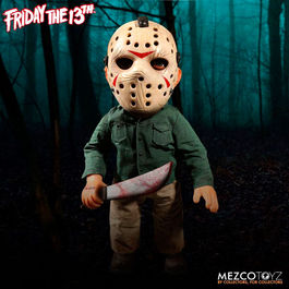 Figura Jason Friday the 13th 38cm sonido