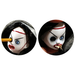 Sacapuntas Bride of Valentine Living Dead Dolls 7cm