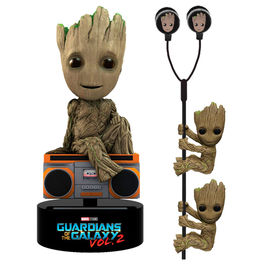 Figura Groot Guardians of the Galaxy Marvel 20cm