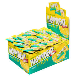 Chicle Happydent Limon