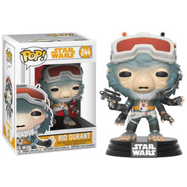 Figura POP Star Wars Solo Rio Durant
