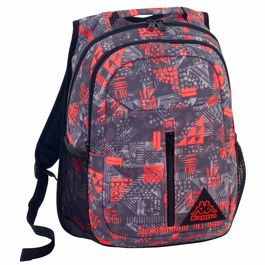 Mochila Kappa Red Orange 42cm