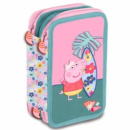 Plumier Peppa Pig Surf triple