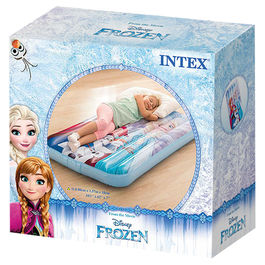 Colchon hinchable Frozen Disney