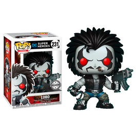 Figura POP DC Comics Lobo Exclusive