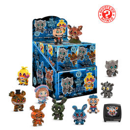 Figura Mystery Minis Five Nights af Freddy's Twisted Ones