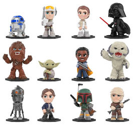 Figura Mystery Minis Star Wars The Empire Strikes Back
