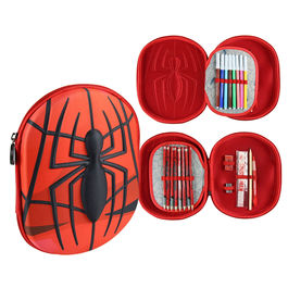 Marvel Spiderman 3D triple pencil case