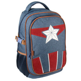 Marvel Avengers Captain America travel backpack 47cm