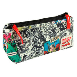 Marvel double pencil case