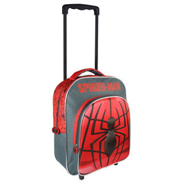 Marvel Spiderman 3D trolley 41cm