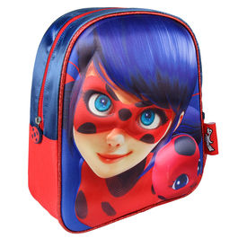 Miraculous Ladybug 3D backpack 31cm