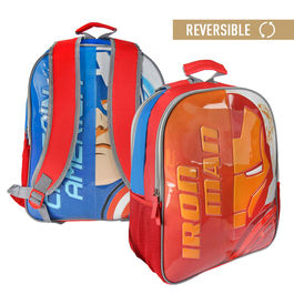 Marvel Avengers reversible backpack 41cm