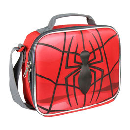 Marvel Spiderman 3D thermal lunch bag