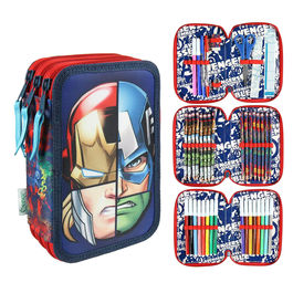Marvel Avengers Giotto triple pencil case