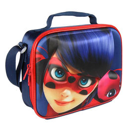 Miraculous Ladybug 3D thermal lunch bag