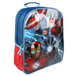Marvel Avengers lights backpack 41cm