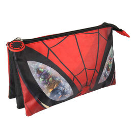Marvel Spiderman triple pencil case