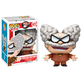 Figura POP Captain Underpants Professor Poopypants