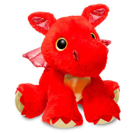 Peluche Dragon soft 31cm