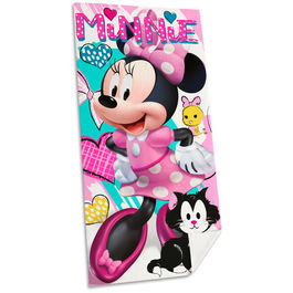 Toalla Minnie Disney algodon