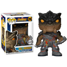 POP figure Marvel Avengers Infinity War Cull Obsidian Exclusive