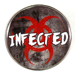 Pin Infected Resident Evil