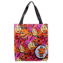 Five Nights at Freddy's shopping bag