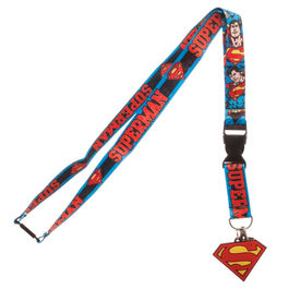 Colgante llavero Superman DC Comics