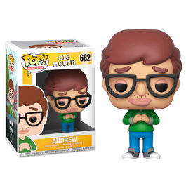 Figura POP Big Mouth Andrew