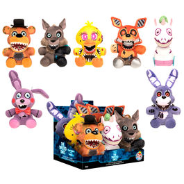 Peluche Five Nights at Freddy's Twisted Ones 18cm surtido