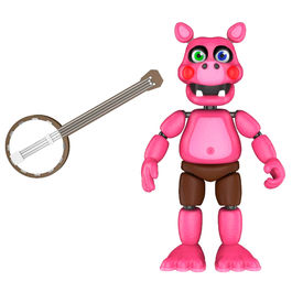 Figura action Five Nights al Freddys 6 Pizza Sim Pigpatch