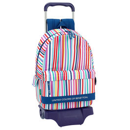 Trolley Benetton Color Lines 42cm carro 905