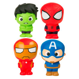 Squeeze toys Marvel surtido