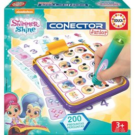 Shimmer and Shine Conector Junior game